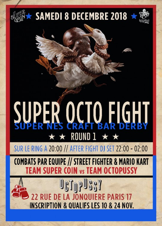 Super Octo Fight - Derby 1b - 2018-12-08