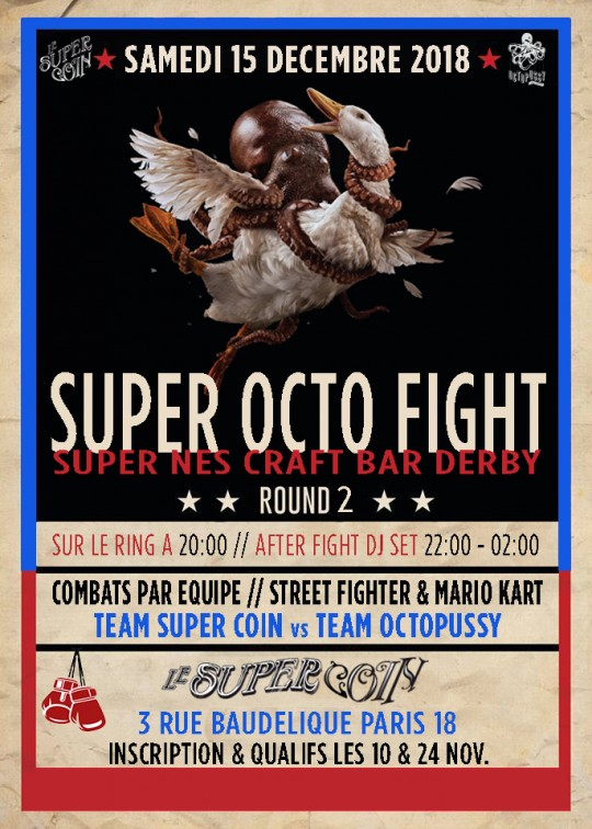 Super Octo Fight - Derby 2b - 2018-12-15