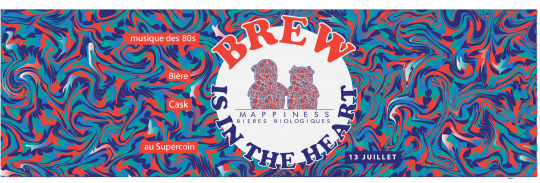 Brew is in the heart